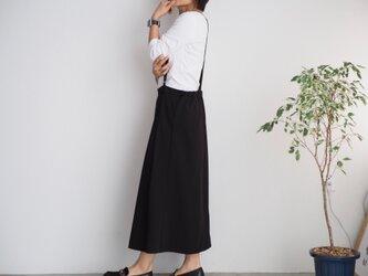 大人のサスペンダースカート Ⅱ No.139−01の画像