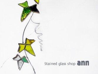 ステンドグラス アイビーRF200827-Gの画像