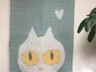 ドラ猫ちゃんスクリーン&タペストリーの画像