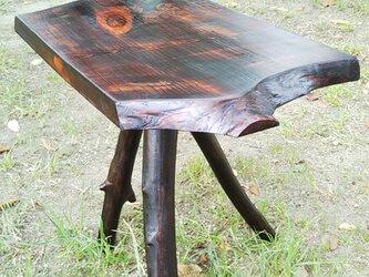 流木サイドテーブル20-2bの画像