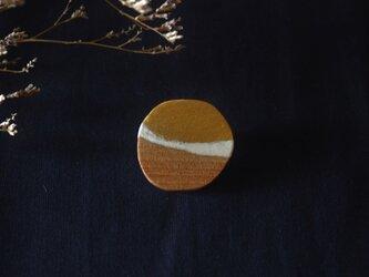 桜の木のブローチ  ― moon ―の画像
