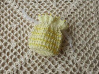 プチ巾着・柚 子の画像