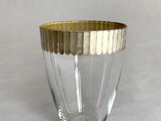 削(けずり)グラスの画像
