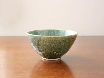 織部釉の飯碗 * 1の画像