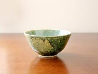 織部釉の飯碗 * 2の画像