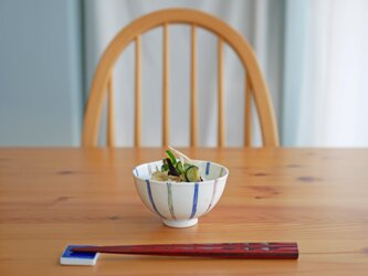 【ご予約品】色十草 お茶碗(小)(中)の画像