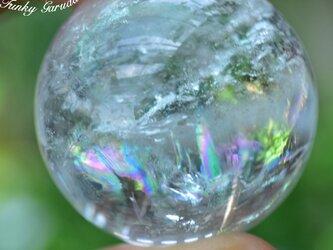 クリスタルボウル 水晶 cry003の画像