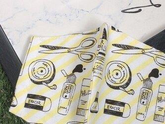 立体マスク キッズ オトナ 文具 文房具 ペン はさみの画像