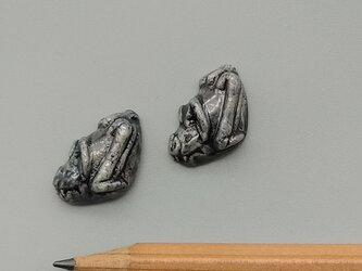 動物石 コウモリの画像
