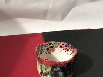 陶芸 手びねり 小鉢の画像