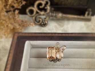 指輪:MiséricordeⅡ (ゴールドシャドー)の画像