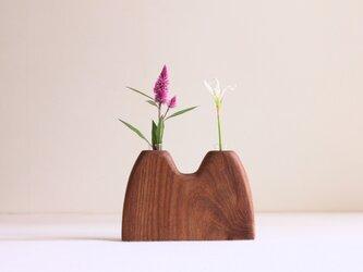 木の花瓶【クワ】の画像