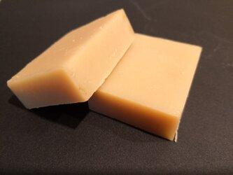 シルク石鹸 2020.9.18作の画像