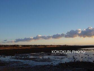 雲のある風景2「ポストカード5枚セット」の画像