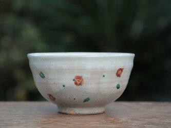 椿小花散らしの福ボウルdの画像