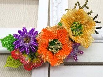 バレッタ Bouquet  (ビビッドオータム)の画像