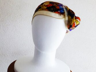スカーフの画像