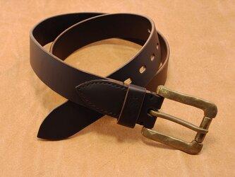 ベルト(真鍮製バックル)の画像