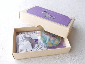 ロバのハッピーボックスの画像