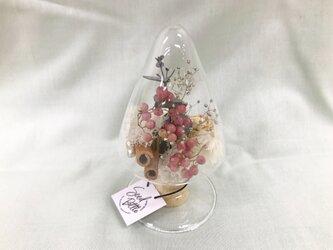 ガラスのツリー(S) Pepper berryの画像