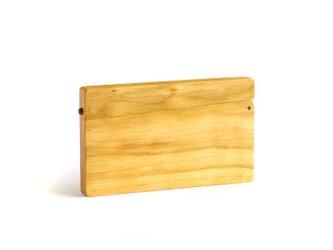 磁石式名刺ケース(カードケース/ヤマザクラ)の画像