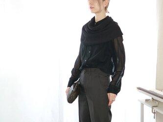 ◆即納◆Rukbat[ルクバット ] スヌード・ケープ4 / ブラックの画像
