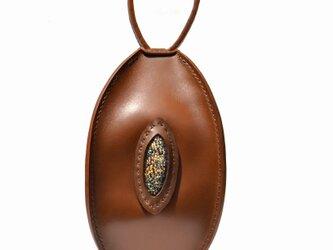 ball bag 【ライトブラウン】の画像
