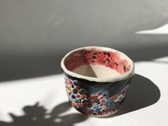 陶芸 手びねり  ぐい呑or小鉢の画像