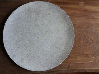 粉引き 大皿の画像