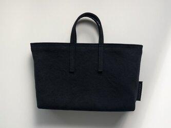 miniバッグ/横タイプ/ブラックの画像