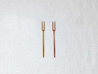 ichi Hime fork 真鍮の画像