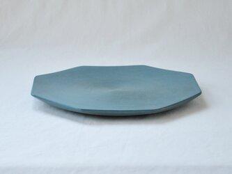 ichi Plate kaku L /水色の画像
