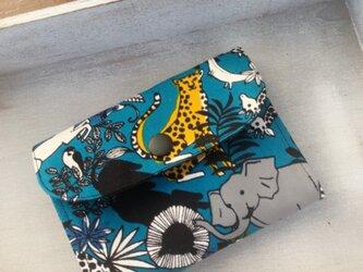 ■ミニ財布⭐︎アニマル・サファリ柄 !の画像