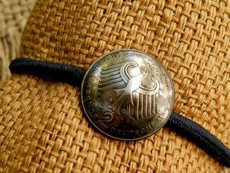 #H69 Deutsche(旧西独)coinHair Elasticの画像