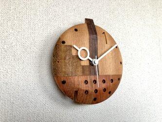 1の時計の画像
