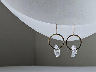 ice+〇 pierce&earringの画像