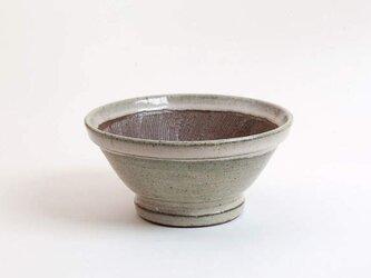 山只華陶苑・加藤智也さんのすり鉢「Chai」(藁灰)の画像
