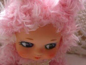 迷いのベビーうさぎ桜兎子(サトコ)ちゃん人形*の画像
