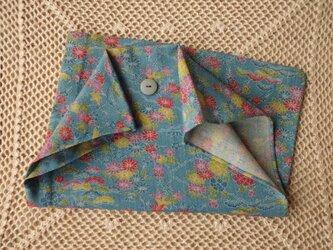 和布の袋・紅 葉の画像