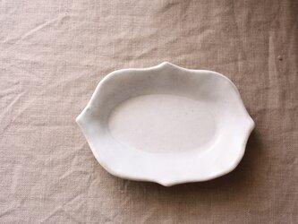 wave豆皿(白)の画像
