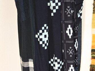 古布切り替えスカート 200122の画像