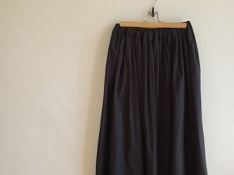 刺繍入りギャザースカート(送料込)の画像