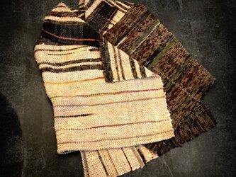 お洒落さんになる 裂き織り ベスト Ⅱの画像