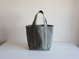 TOTE BAG (L) / middlegrayの画像
