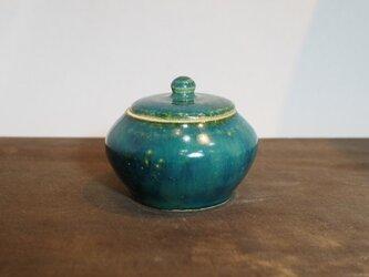 4 緑釉 香合 ご注文者様専用ページの画像