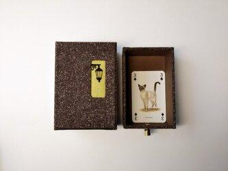 ウール小箱 「 街燈 」の画像