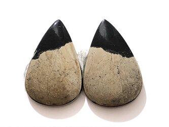 アパッチゴールド[119] ペア ルース/カボション 天然石の画像