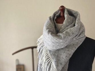 [S様専用ご注文品 ] 手織りカシミヤショール *他の方はご購入できませんの画像