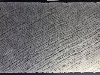 手漉き耳付き雲龍紙 斜めすだれの画像
