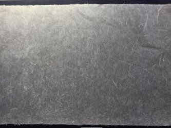 手漉き耳付き雲龍紙 白の画像